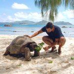 Kristijan Iličić,turtle, seychelles