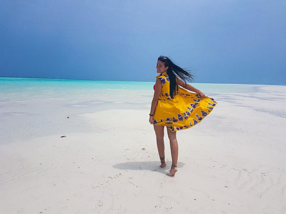 Iva Znaor, Zanzibar
