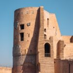 Herat, Citadel of Aleksander the great